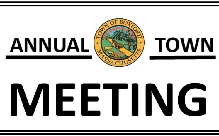 annual town meeting